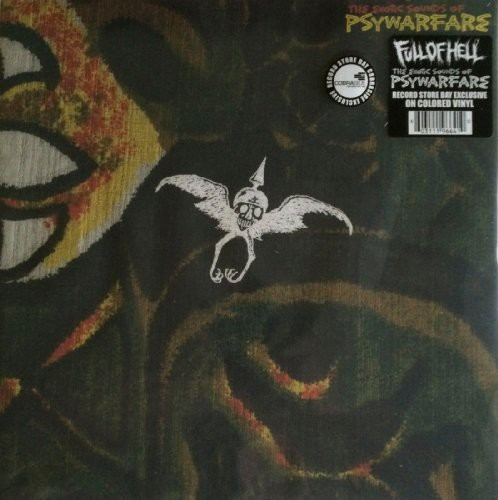 Full Of Hell/ psywarfare - Split (color) (rsd)