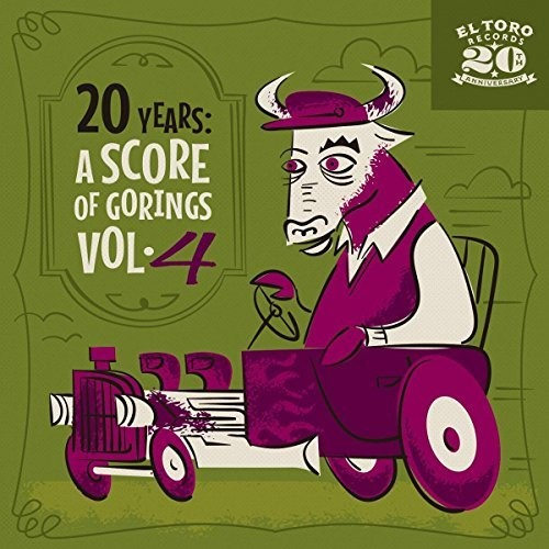 20 Years: Score Of Gorings Vol 4 /  Various [Import]