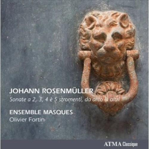 Sonate a 2 3 4 E 5 Stromenti /  Da Arco & Altri