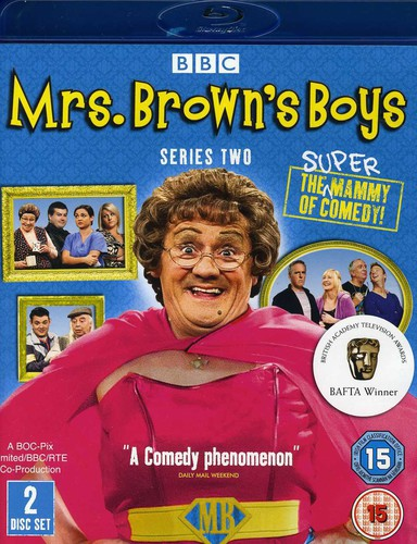 Mrs Brown's Boys: Series Two [Import]