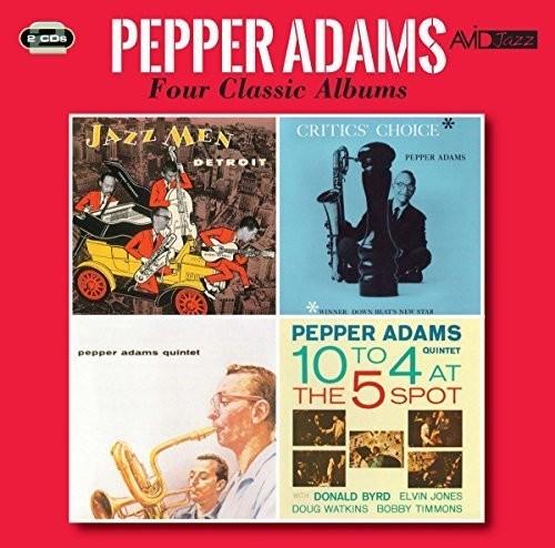 4 Lps - Jazzman Detroit /  Critics Choice /  Quintet