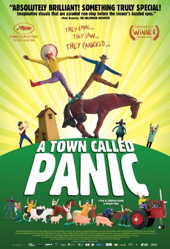 Christelle Mahy - A Town Called Panic