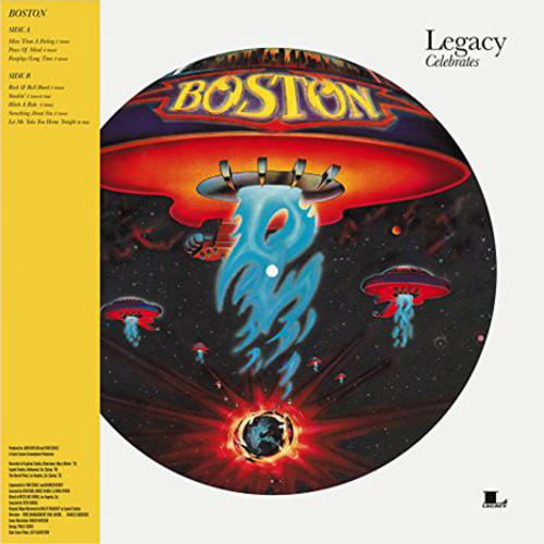 Boston - Boston [Picture Disc Vinyl]