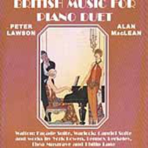 British Music for Piano Duet