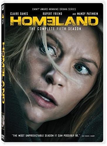 Homeland: The Complete Fifth Season