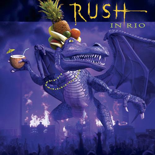Rush - In Rio [180 Gram] (Box)