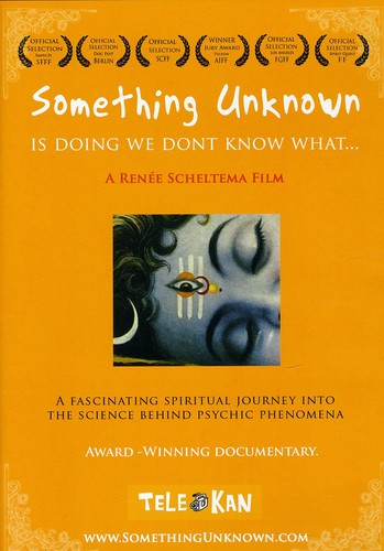 Something Unknown Is Doing We Dont't Know What