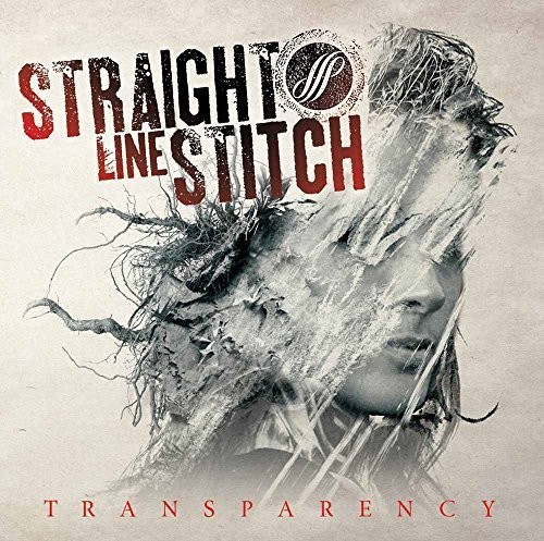 Straight Line Stitch - Transparency