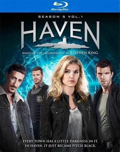Haven: Season 5 - Volume 1