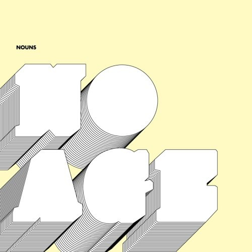 No Age - Nouns [Digipak] [With Book]