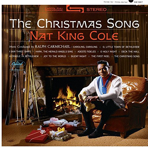 Nat King Cole - The Christmas Song [Vinyl]