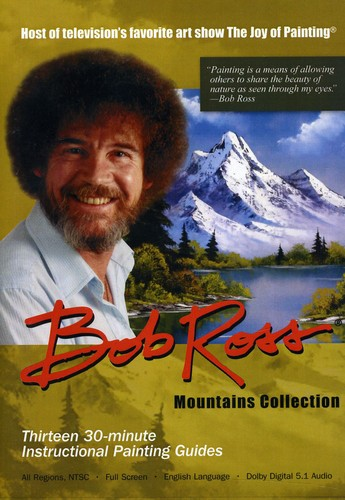Bob Ross Joy of Painting Series: Mountains