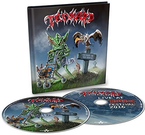 Tankard - One Foot In The Grave [Import]