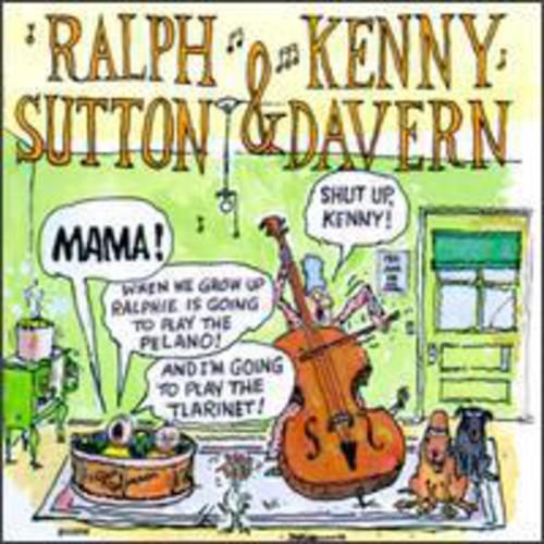 Ralph Sutton and Kenny Devern