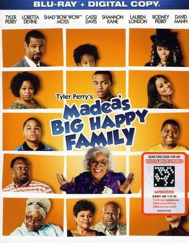 Tyler Perry's Madea [Movie] - Madea's Big Happy Family
