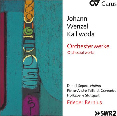 Johann Wenzel Kalliwoda: Orchestral Works
