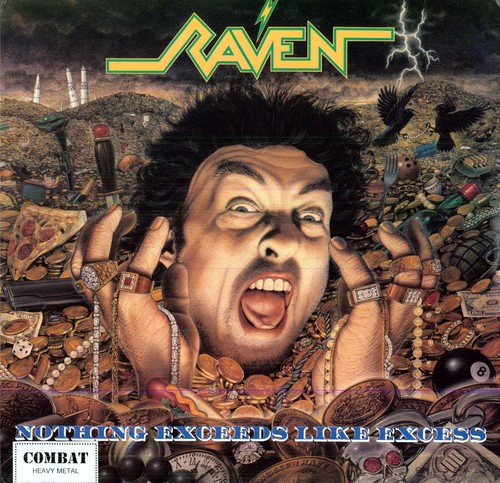 Raven - Nothing Exceeds Like Excess [LP]
