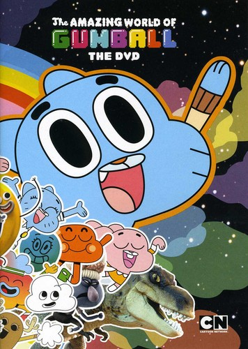 Amazing World of Gumball: The DVD
