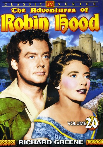 The Adventures of Robin Hood: Volume 20