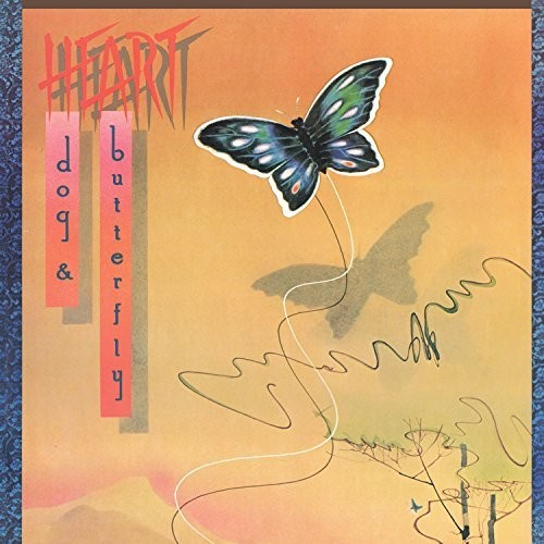Heart - Dog & Butterfly [Limited Edition Translucent Gold Vinyl]