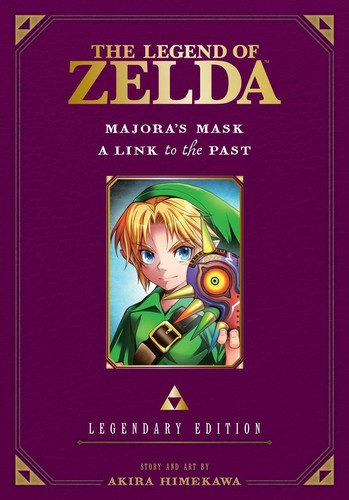 - The Legend of Zelda: Majora's Mask & A Link to the Past (Legendary Edition)