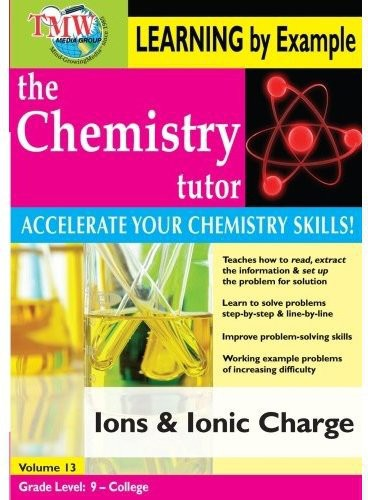Ions and Ionic Charge