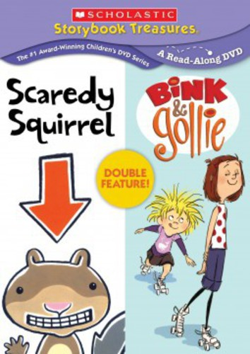 Scaredy Squirrel & Bink & Gollie Double Feature