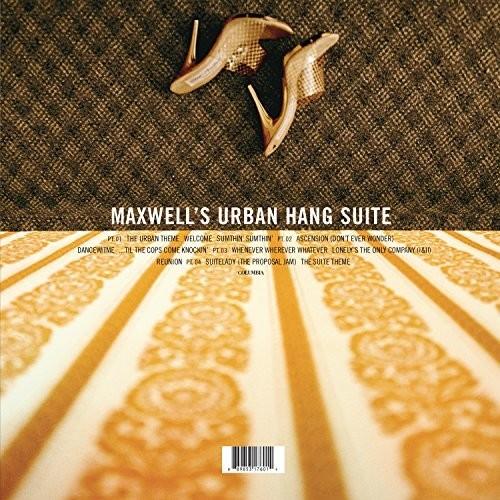 Maxwell - Maxwell's Urban Hang Suite [Vinyl]