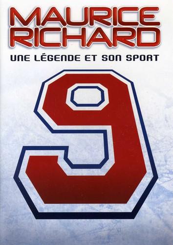 Maurice Richard-Une Legende Et Son Sport [Import]