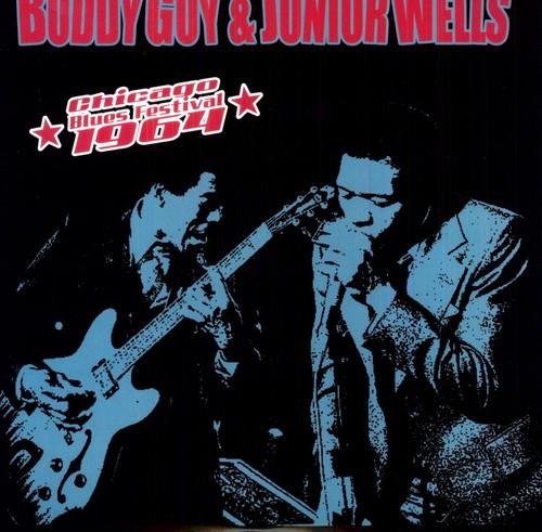 Chicago Blues Festival 1964