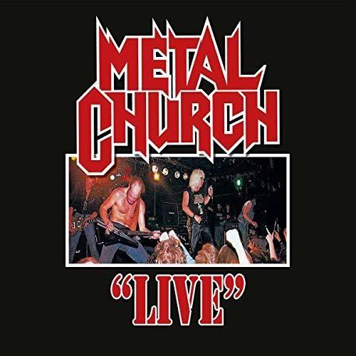 Metal Church - Live [Import LP]