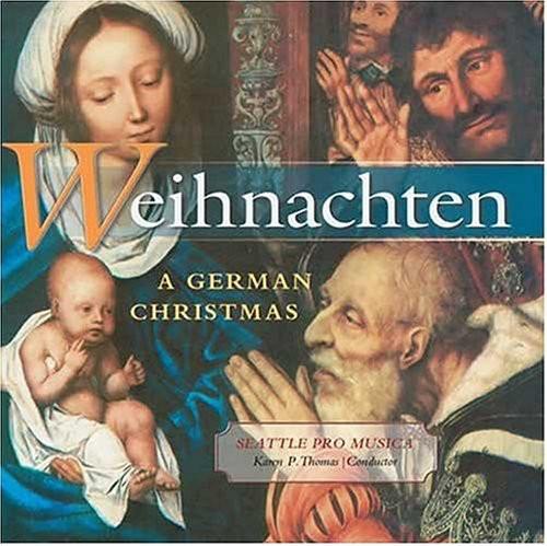 Weihnachten: German Christmas