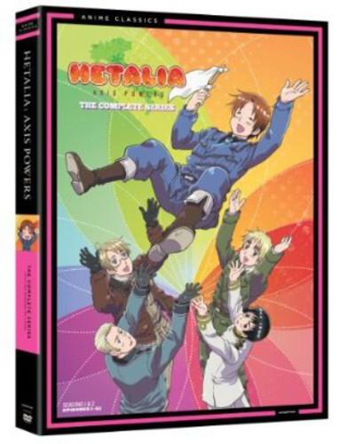 Hetalia: Axis Powers Complete Series - Classic
