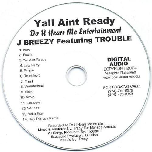 Yall Aint Ready