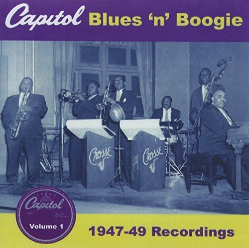 Capitol Blues & Boogie 1947-49 1 (24 Cuts) /  Var
