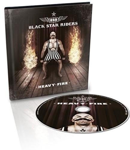 Black Star Riders - Heavy Fire [Import]