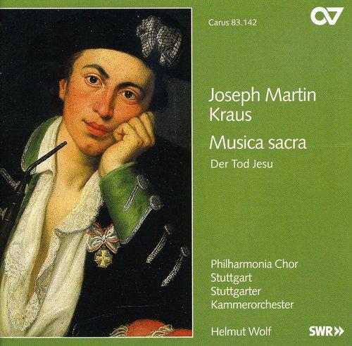Musica Sacra: Der Tod Jesu /  Kom Din Herdestaf