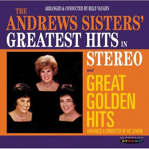 Greatest Hits In Stereo/ Great Golden Hits