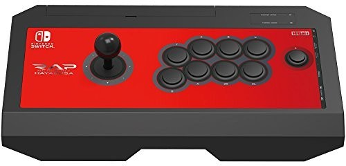 - Hori Real Arcade Pro. V Hayabusa - Flight Stick for Nintendo Switch