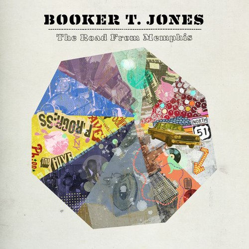 Booker T. Jones - Road From Memphis [LP]