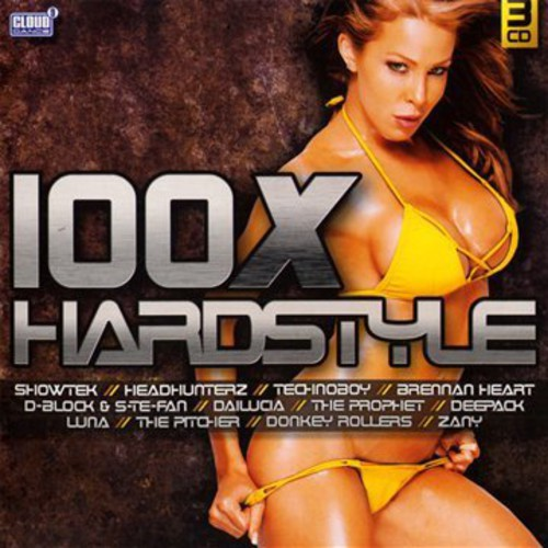 100 X Hardstyle /  Various [Import]