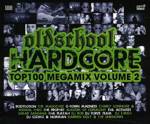 Oldschool Hardcore Top 100 V.2 /  Various [Import]