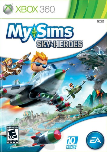 My Sims: Sky Heroes for Xbox 360