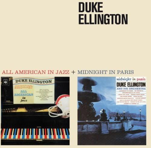 All American in Jazz /  Midnight in Paris [Import]