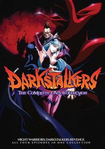 Night Warriors: Darkstalker's Revenge Ova Collection