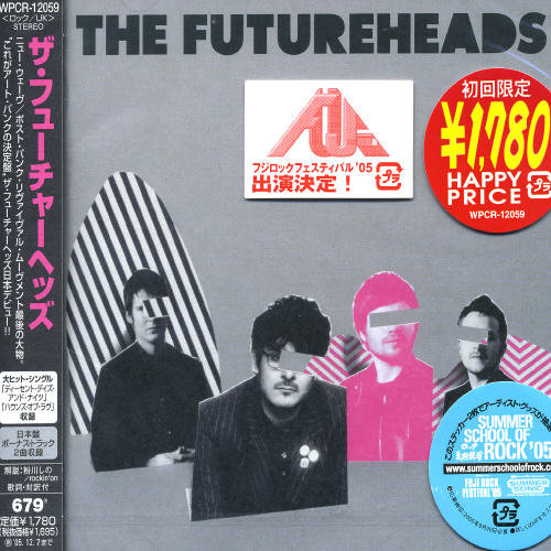 The Futureheads - The Futureheads (Bonus Track) [Import]