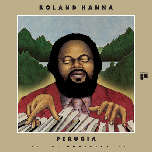 Roland Hanna - Perugia: Live At Montreux 74 [Limited Edition Red LP]