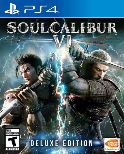 - Soul Calibur Vi - Premium Edition