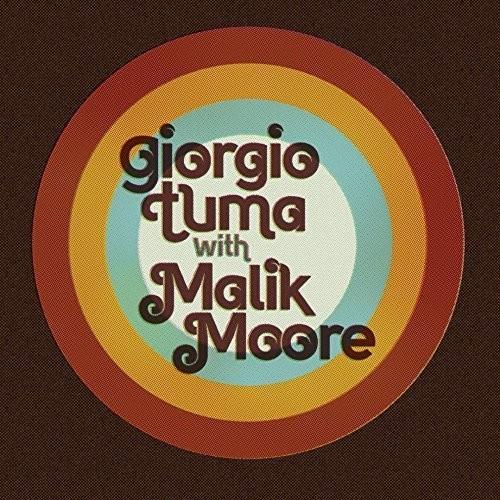 Giorgio Tuma with Malik Moore