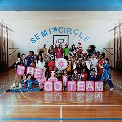 The Go! Team - SEMICIRCLE [LP]